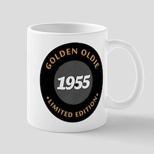 Birthday Born 1955 Classic Edition Mug