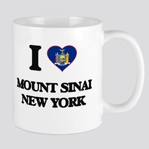 I love Mount Sinai New York Mugs