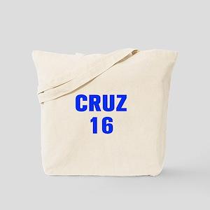 Cruz 16-Akz blue 500 Tote Bag