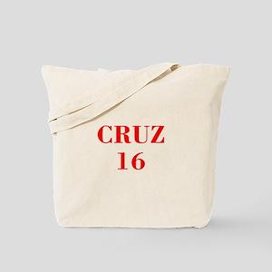 Cruz 16-Bod red 421 Tote Bag
