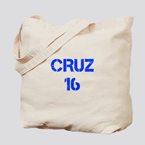 Cruz 16-Cap blue 500 Tote Bag