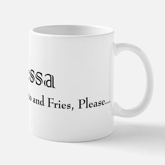 Unique Odessa Mug