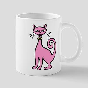 Retro Cat Mugs