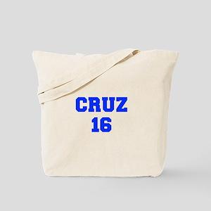 Cruz 16-Fre blue 600 Tote Bag