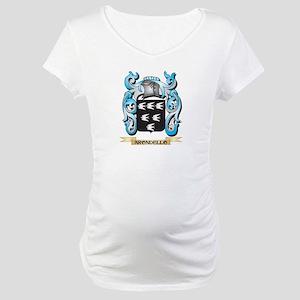Arondello Coat of Arms - Family Maternity T-Shirt