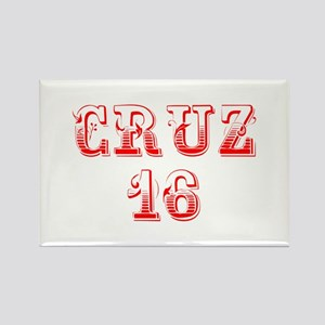 Cruz 16-Max red 400 Magnets