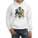 Bee Family Crest Hooded Sweatshirt