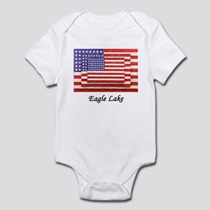 3 Flags Infant Bodysuit