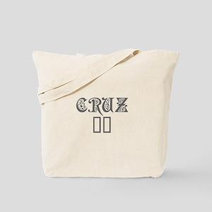 Cruz 16-Pre gray 550 Tote Bag