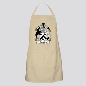 Beckley Family Crest BBQ Apron