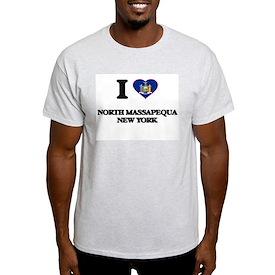 I love North Massapequa New York T-Shirt