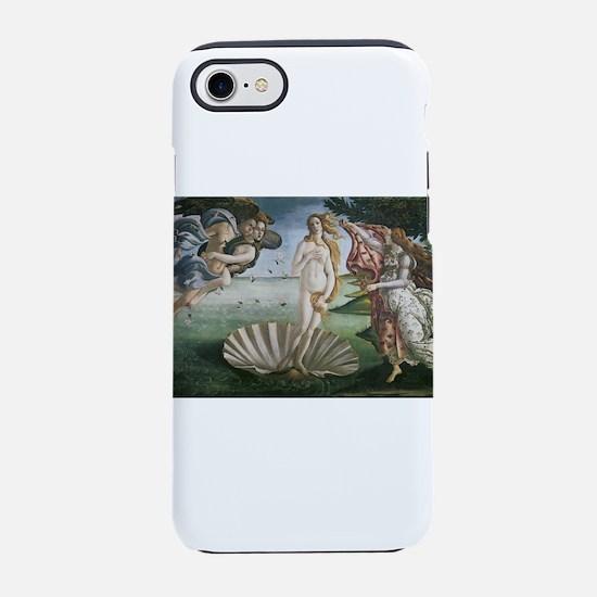 The Birth of Venus iPhone 7 Tough Case