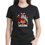 Becket Family Crest Women's Dark T-Shirt