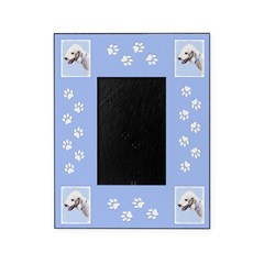 Bedlington Terrier Picture Frame