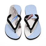 Bedlington Terrier Flip Flops