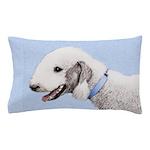 Bedlington Terrier Pillow Case