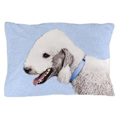 Bedlington Terrier Pillow Case