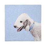 Bedlington Terrier Queen Duvet