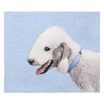 Bedlington Terrier King Duvet