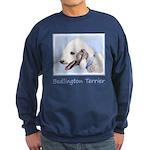 Bedlington Terrier Sweatshirt (dark)