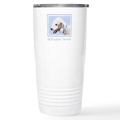 Bedlington Terrie Travel Mug
