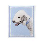 Bedlington Terrier Throw Blanket