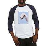 Bedlington Terrier Baseball Tee