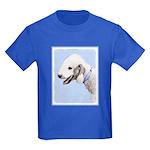 Bedlington Terrier Kids Dark T-Shirt