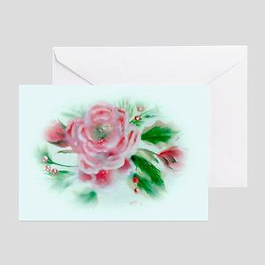 Christmas Camellia Greeting Cards (Pk of 20)
