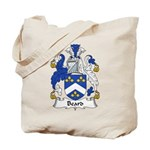 Beard Family Crest Tote Bag