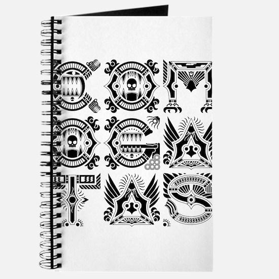 CG Logo Native Black Journal