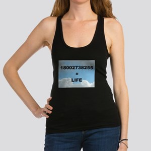 18002738255 = LIFE Racerback Tank Top
