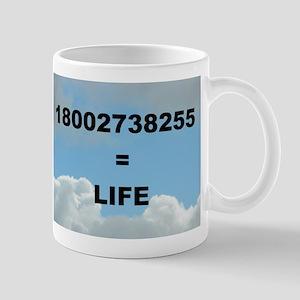 18002738255 = LIFE Mugs