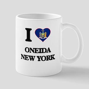 I love Oneida New York Mugs
