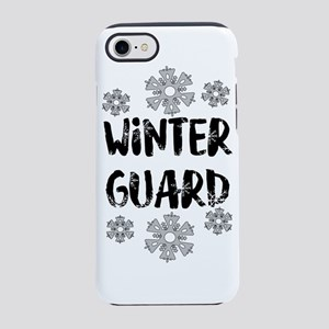 Winter Guard Snowflake iPhone 7 Tough Case