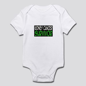 'Kidney Cancer Survivor' Infant Bodysuit