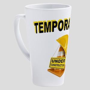 CONSTRUCTION 17 oz Latte Mug