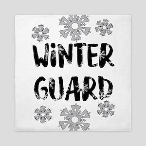 Winter Guard Snowflake Queen Duvet
