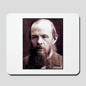 Dostoevsky Mousepad