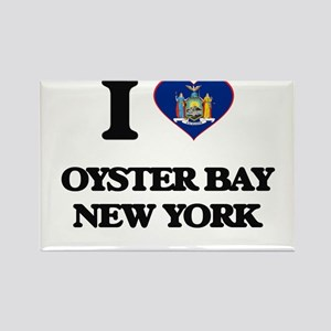 I love Oyster Bay New York Magnets