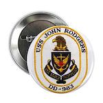 """USS JOHN RODGERS 2.25"""" Button"""