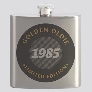 Birthday Born 1985 Limited Edition Flask