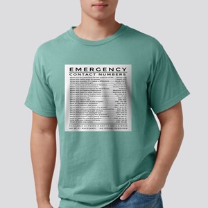 bible emergency number T-Shirt