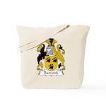 Barwick Family Crest Tote Bag