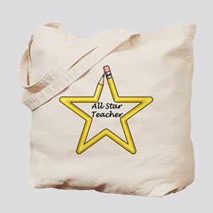 Gifts for Teachers Star Tote Bag