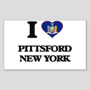 I love Pittsford New York Sticker