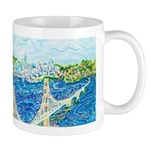 Golden Gate San Francisco Mug Mugs