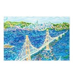 Golden Gate San Francisco Postcards (Package of 8)