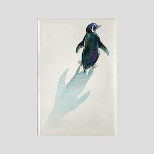 Little Penguin On A Journey Magnets