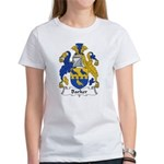 Barker Family Crest Women's T-Shirt